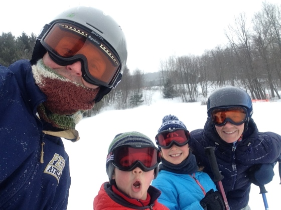 Family Fun Skiing